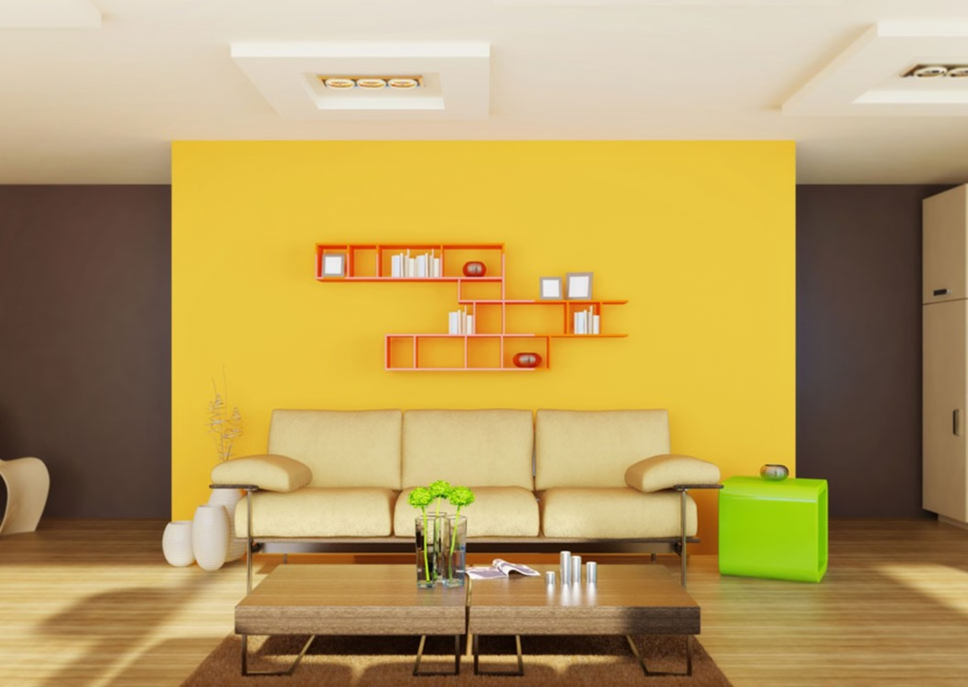 The Importance Of Colors In Your Home Design The Mustard Ceiling